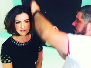 Fátima Bernardes fora da bancada – Bastidores