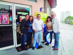 Visita ao Café Mineiro de Orlando – Bastidores