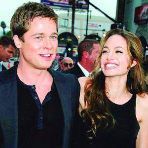Grávida, Angelina Jolie deve se casar com Brad Pitt ainda este ano – Bastidores