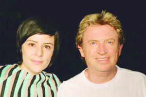 Fernanda Takai grava com Andy Summers – Planeta Música