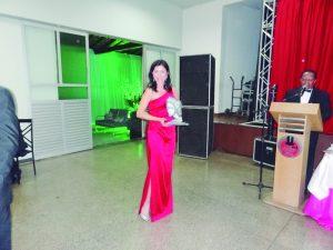 Rosana Santos Calambichis recebe Troféu Cecília Meireles – Bastidores