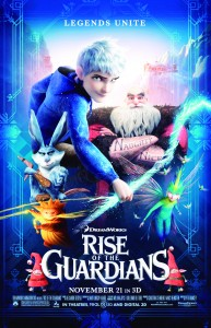 Rise of the Guardians – Cinema
