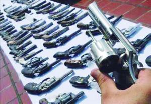 Temer ratifica Tratado Internacional sobre o Comércio de Armas