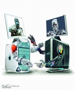 MAC versus PC – Informática