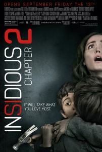 Insidious: Chapter 2 – Entrevista com os atores Patrick Wilson e Lin Shaye – Cinema