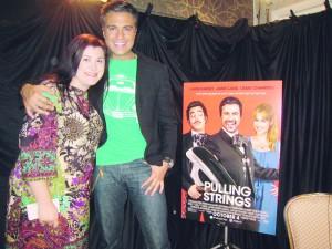Pulling Strings: Entrevista com o ator Jaime Camil – Cinema