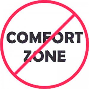 Afogando no conforto – Viver Bem
