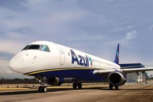 Azul retoma voos de Belo Horizonte para Orlando