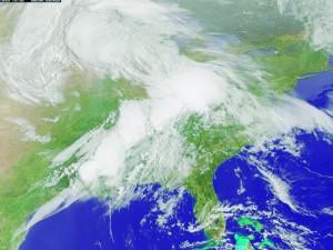 Flórida Central sob aviso de tornado