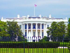 Pacote suspeito é encontrado perto da Casa Branca