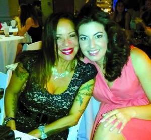 Carla e Cintia