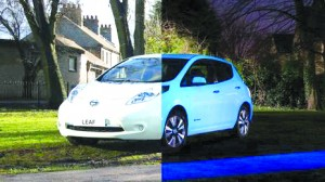 Nissan lança carro elétrico que brilha do escuro – Mundo On-line