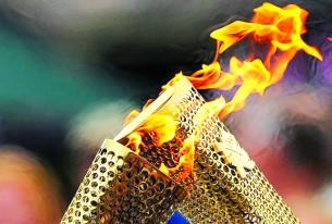 Tocha Olímpica percorrerá 250 cidades brasileiras