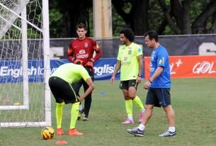 Dunga critica falta de treinamento antes da Copa América