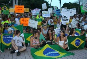 Miami terá protesto a favor do impeachment de Dilma no dia 15