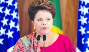 69% culpam Dilma por corrupção na Petrobras