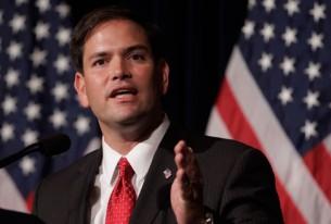 Marco Rubio oficializa candidatura à presidência pelo partido Republicano