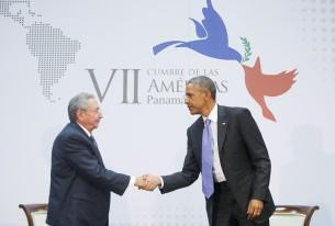 Depois de encontro histórico, Obama diz que vai tirar Cuba da lista de patrocinadores do terrorismo