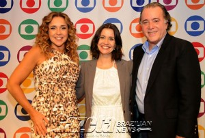 Coletiva de imprensa do Press Award com Daniela Mercury e Tony Ramos