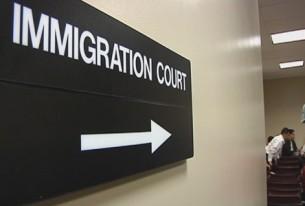 Atrasos em cortes de imigração alcançam número recorde