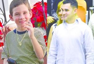Quinze anos depois de ser enviado a Cuba,  menino Elián diz que viajaria aos EUA