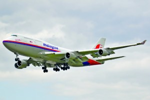 Boeing 747-4H6 - Malaysia Airlines (9M-MPB)