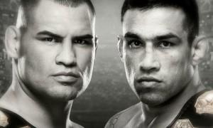 UFC 188: Brasileiro Fabricio Werdum disputa cinturão com Cain Velásquez no sábado