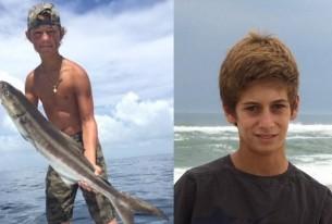 Buscas por adolescentes desaparecidos no mar da Flórida continuam