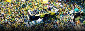 Milhares de brasileiros devem participar de protestos no dia 16