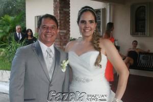 Casamento de Luiz Claudio e Camila Rebello
