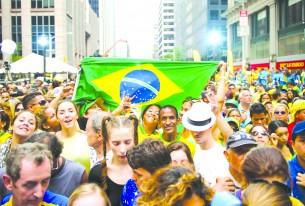 Estudo estima em 117 mil a população de brasileiros indocumentados nos EUA