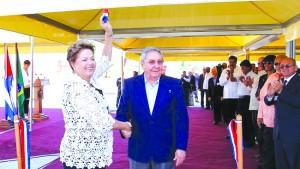 Quase 2 anos após inauguração, porto reformado pelo Brasil em Cuba não traz retorno à população