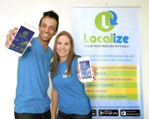 Brasileiros criam aplicativo que localiza negócios do Brasil no sul da Flórida