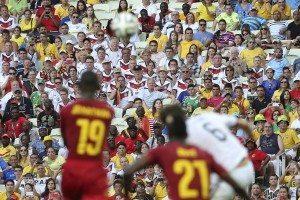 Fifa divulga números de audiência da Copa de 2014: mais de 1 bi na final