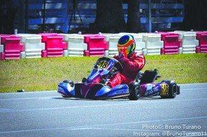 Entrevista com o piloto de kart Andre Duek