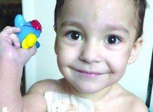 Campanha por Pedrinho recomeça do zero para realização de novo transplante