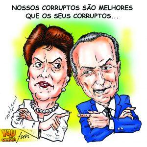 2016-04-18 -Dilma e Temer