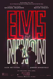 elvis and nixon poster