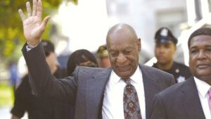 Cosby volta aos tribunais por denúncias de agressão