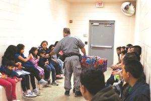 Travessia ilegal de menores desacompanhados e famílias volta a crescer