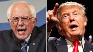 Sanders e Trump vencem em West Virgina