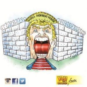 Wall Horror House