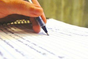 Comentando sobre o processo de ler e escrever