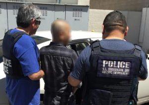 EUA prenderam 40% a mais de indocumentados no ano fiscal de 2017