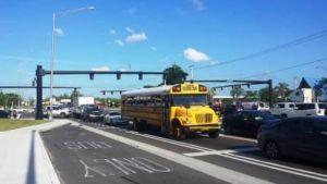 Volta às aulas provoca lentidão no trânsito