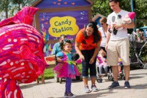 A volta do Halloween Spooktacular do SeaWorld Orlando