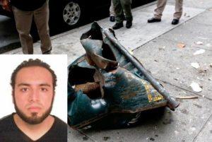 Polícia prende suspeito de explosões em Nova York e Nova Jersey