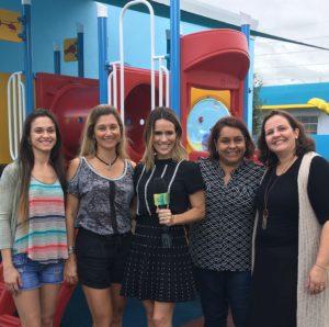 Planeta Brasil na Learning Land Montessori Pre-School
