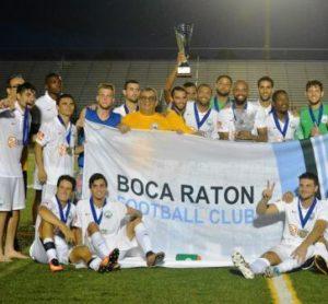 Boca Raton FC e Barcelona Elite assinam parceria