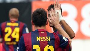 Neymar ultrapassa Messi… pelo menos no salário anual!